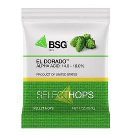 BSG El Dorado Hop Pellets 1 Oz