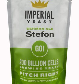 Imperial Imperial Liquid Yeast Stefon German Wheat G01