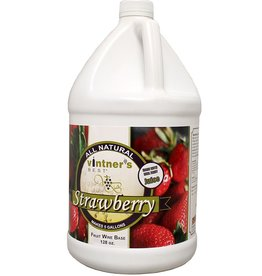 Vintners Best Vintner's Best Strawberry Wine Base 128 Oz