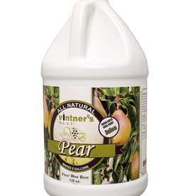 Vintners Best Vintner's Best Pear Wine Base 128 Oz