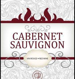 LDC Cabernet Sauvignon Wine Labels 30/pack