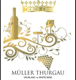 LDC Muller Thurgau Wine Labels 30/pack