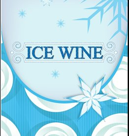 LDC Ice Wine Style Wine Labels 30/pack