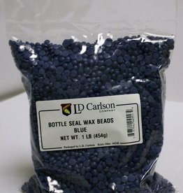 LDC Blue Bottle Seal Wax Beads  (1 Lb)