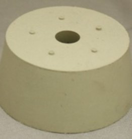LDC #11 Drilled Rubber Stopper