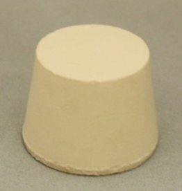 LDC #6.5 Solid Rubber Stopper