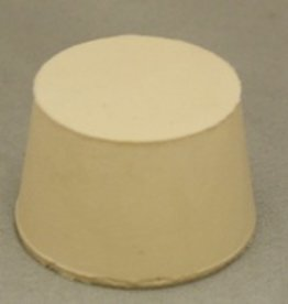 LDC #7 Solid Rubber Stopper