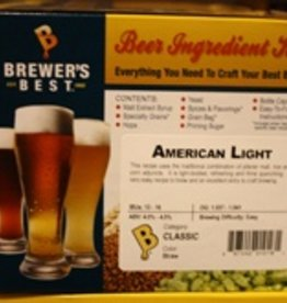 Ingredient Kits American Light Ingredient Package (classic)