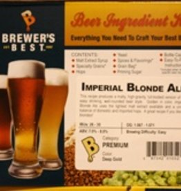 Ingredient Kits Imperial Blonde Ale Ingredient Package (premium)