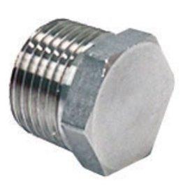 "LDC Hex Plug - 1/2"" NPT"