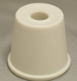 LDC #7 Universal Carboy Bung Solid Stopper