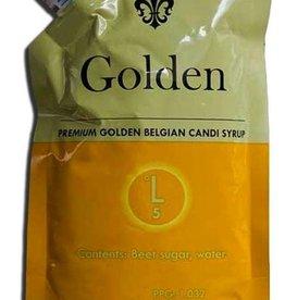 Adjuncts Golden Belgian Candi Syrup 5 Lovibond 1 Lb Pouch