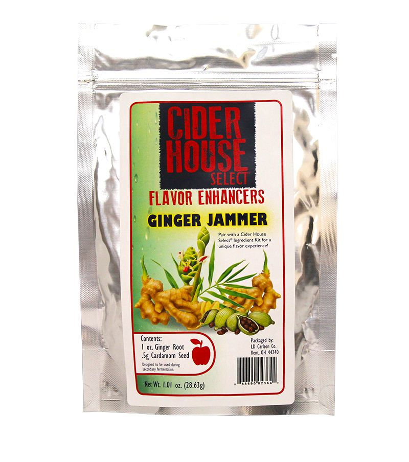 Brewers Best Cider House Flavor Enhancers- Ginger Jammer