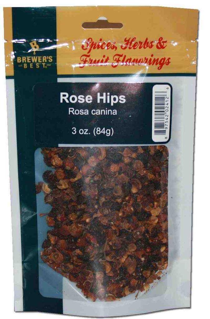 Brewers Best Brewer's Best Rose Hips 3 Oz