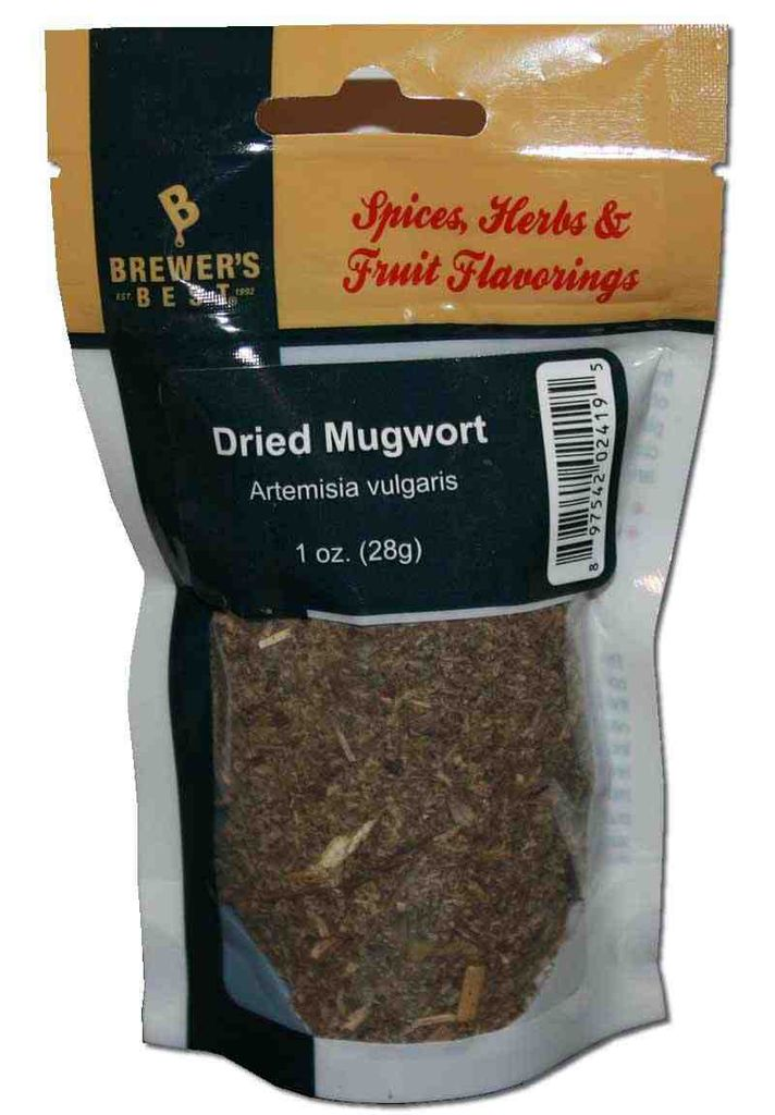 Brewers Best Brewer's Best Dried Mugwort ,1 Oz