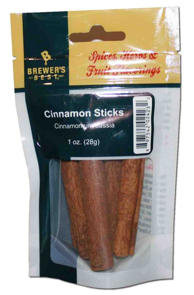 Brewers Best Brewer's Best Cinnamon Sticks 1 Oz