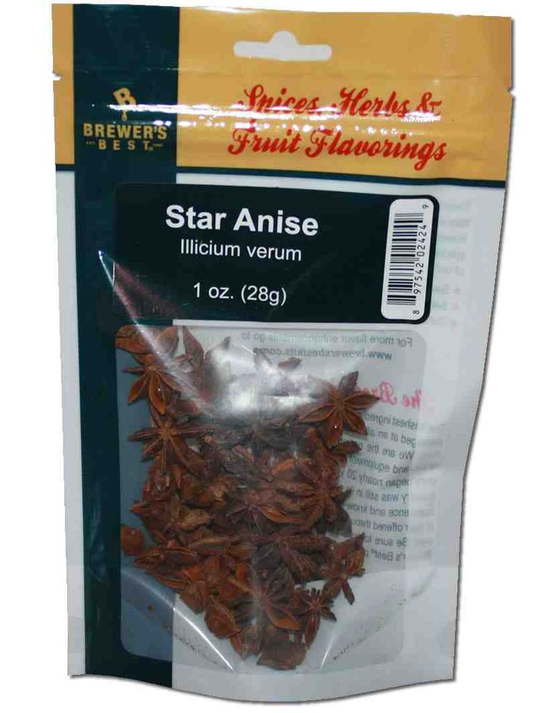 Brewers Best Brewer's Best Star Anise 1 Oz