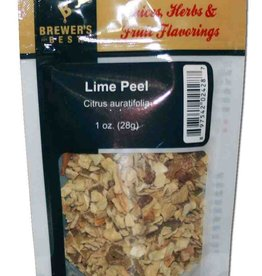 Brewers Best Brewer's Best Lime Peel 1 Oz