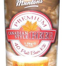 LME Muntons Canadian Ale Malt Extract - 1 Tin