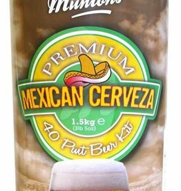 LME Muntons Mexican Cervesa Kit    3.3 Lb - 1 Tin