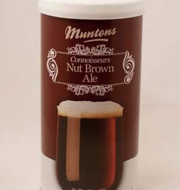 LME Muntons 4 Lb Nut Brown Ale Malt Extract - 1 Tin