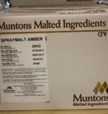 DME Muntons 55 Lb Plain Amber Spraydried Malt Extract