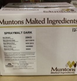 DME Muntons 55 Lb Plain Dark Spray Dried Malt Extract