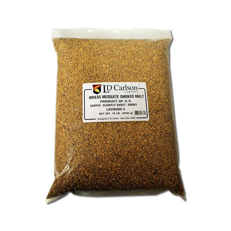 Grain Briess Mesquite Smoked Malt 10 Lb