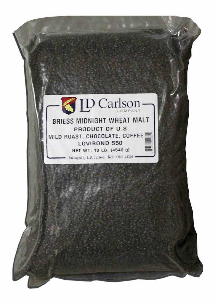 Grain Briess Midnight Wheat Malt 10 Lb