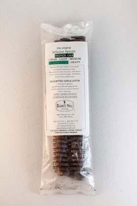 Barrel Mill French Oak Spiral Medium Plus Toast