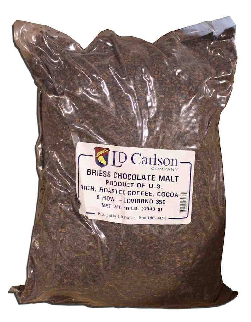 Grain Briess Chocolate Malt 10 Lb
