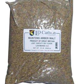 Muntons Muntons Amber Malt 10 Lb