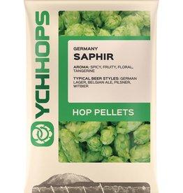 Hops German Saphir Pellets 1 Lb