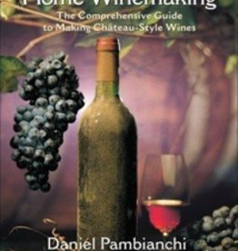 LDC Techniques In Home Winemaking  (Pambianchi)