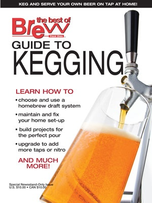 Brew Your Own Guide To Kegging