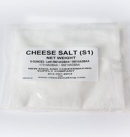 N.E. Cheesemaking 8 Oz Cheese Salt