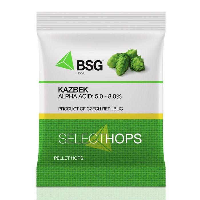BSG Kazbek Hop Pellets 1 Oz