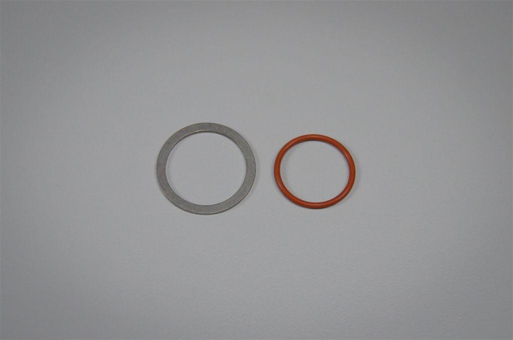 Blichmann Blichmann Boilermaker Bulkhead Retainer & O-ring (valve Seal And Retainer)