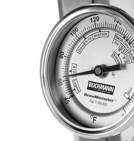 "Blichmann Threaded 1/2"" NPT F Scale Thermometer"
