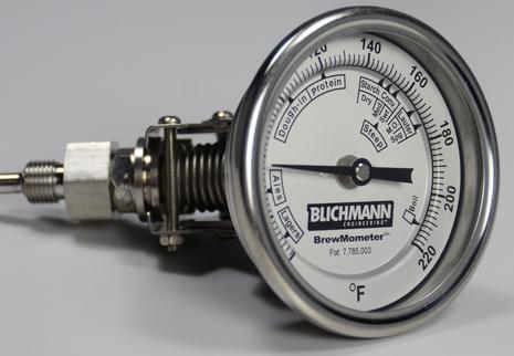 Blichmann Blichmann BrewMometer - weldless, adjustable F scale