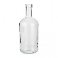 BrewCraftUSA 750 ml Flint Oregon Design Spirit Bottle Single