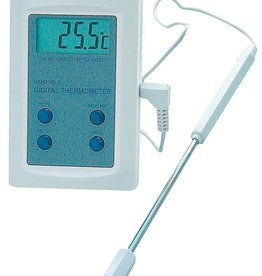 LDC Alla Digital Thermometer With Probe -58f To 392f