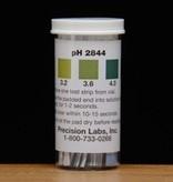 BSG Acid Test Paper, Wine Range