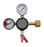 CO2 Regulator 5/16 Barb