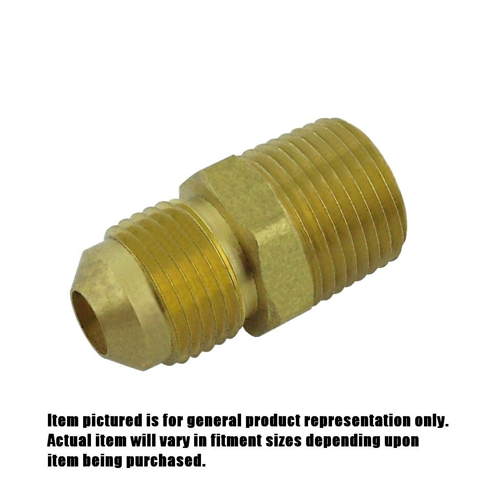1/4 MPT X 1/4 MFL Union Brass
