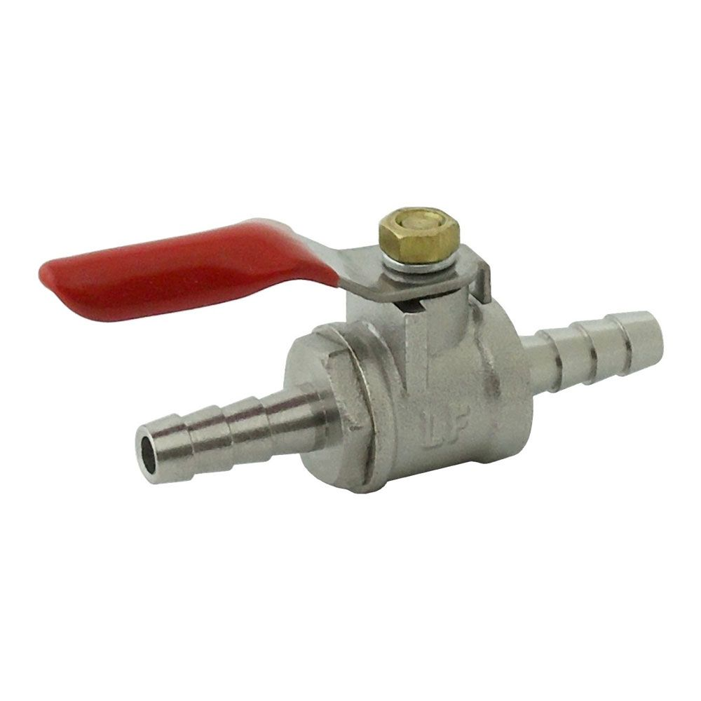 Ball Valve, 1/4 B X 1/4 B (no Chk)