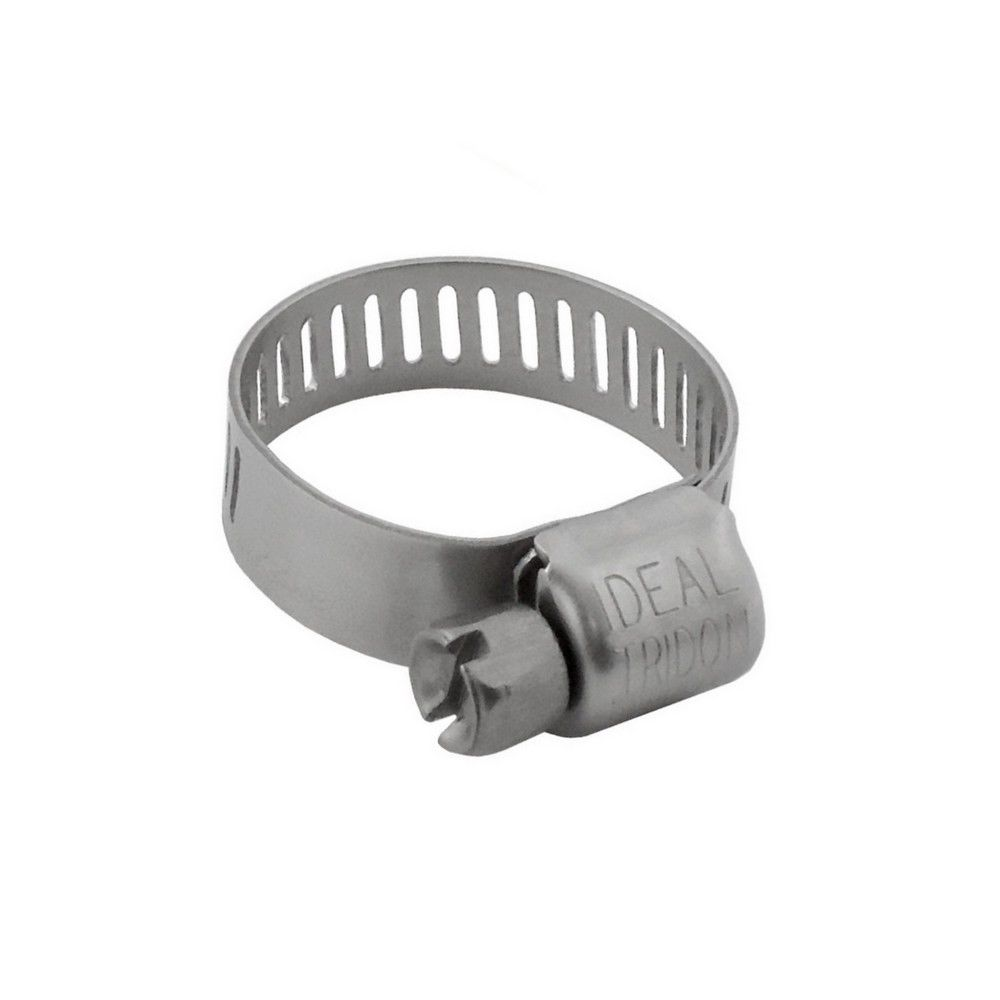 FOXX S/S Adjustable Hose Clamp  (1/8 To 1/2)