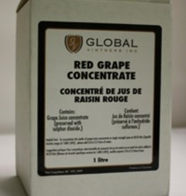 LDC Red Grape Concentrate 1 Liter