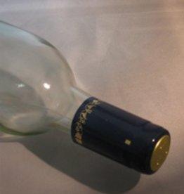 LDC Blue/Gold Grapes PVC Shrink Capsules (30 Pack)