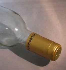 LDC Gold/Black Grapes PVC Shrink Capsules 30 Pack